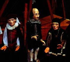 Shakespearean Marionettes by James Rose