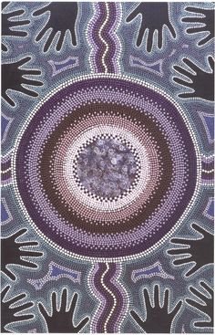 Spirit of the Child | Australian Aboriginal art