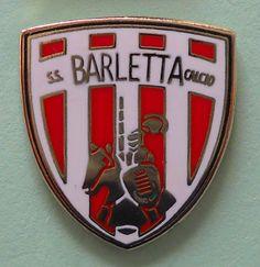 DISTINTIVO SPILLA PIN - S.S. BARLETTA CALCIO - cod. 608