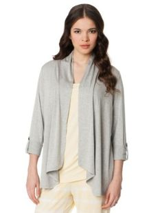 A Pea in the Pod: Convertible Sleeve Cascade Maternity Sleep Top A Pea in the Pod. $39.50