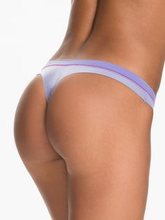 Fusion Table Thong - Dkny - Purple - Briefs - Underwear - Women - Nelly.com