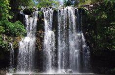 Llanos de Cortez Waterfal, Guanacaste, Costa Rica