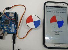 Arduino Dynamic Web Control