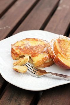 cream cheese and banana stuffed french toast from @This Week for Dinner