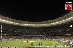 Bafana Bafana against Norway at the Cape Town Stadium Cape Town, Norway, South Africa, Public, African, Reading, Travel, Viajes, Reading Books