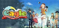 Eagle Fantasy Golf - un casual game molto divertente!