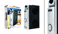 $39 for a Sound Logic Webcam and Desktop Speaker with Built-in Microphone -Tax Included! ($89 Value)