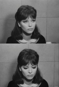 Jean-Luc Godard, Alphaville, 1965' French Films, Anna Karina