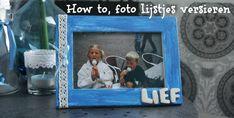 How to: fotolijstje versieren