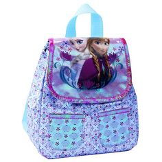 Disney Frozen Elsa & Anna Flower Mini Backpack #Kohls #FrozenFriday