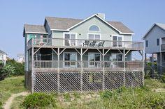 AVON Vacation Rentals | Hooligan's Hideaway - Oceanfront Outer Banks Rental | 335 - Hatteras Rental