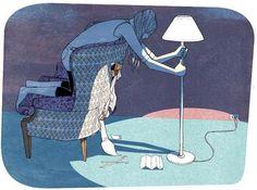 Illustration work by Jorge Roa | grafiktrafik
