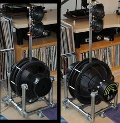 Trans-Fi Audio - OB Speakers - Hi-Fi sight decsribing my experiences over the years & the products I have now developed. Open Baffle Speakers, Diy Speakers, Wireless Speakers, Hifi Turntable, Audiophile, Garage House Plans, Dj Equipment, Take Apart, Electronics Gadgets