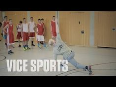 The Crazy German Coach Who Taught Dirk Nowitzki How to Shoot Coaching, Basketball Court, German, Youtube, Sports, Training, Deutsch, Hs Sports, German Language