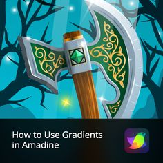 Gradients are used in graphic design to show a more natural change in color rather than using one solid color fill throughout the shape. Learn how to breathe life into your illustration by adding some gradients to create a visual illusion of volume and light in the picture. #amadineapp #digitalpainting #digitalart #digitalillustration #vectorillustration #vectordesign #designapp #designsoftware #vectors #article #gradient #gradientfill #tipsandtricks #newapp #vectorsolution #vector #gradients Vector Design, App Design, Graphic Design, Flat Illustration, Digital Illustration, One Color, All The Colors, Intermediate Colors, Drawing Tools