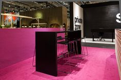 At Stockholm Furniture Fair, Martela presents its vision for future workplaces. Martela Silence is a new concept for more effective offices – with the opportunity to measure occupancy. Exhibitions, Stockholm, Filing Cabinet, Felt, Storage, Furniture, Home Decor, Purse Storage, Felting