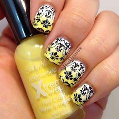 Best Stamping Nail Designs | Fashion Te