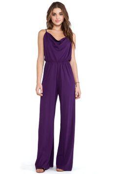 93df498a8456 21 Best Purple Jumpsuits and Suits images