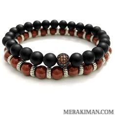 Isn't It Time to Try Kundalini Yoga? Yoga Jewelry, Jewelry Gifts, Bead Jewelry, Etsy Jewelry, Handmade Jewelry, Jewellery, Earring Trends, Jewelry Trends, Stretch Bracelets