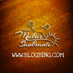 BlogBing Team Wishes You and Your Family to Happy Makar Sankranti.. 😊 #CloudForBloggers #BlogBing