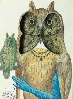 Trompe l'Oeil, 1945 Salvador Dali