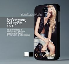Ellie Goulding With Signature For Samsung Galaxy S4 Hard Plastic Case | YourCazeMate - Accessories on ArtFire
