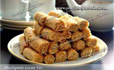 Tahinli Çıtır Rulo Tarifi | Yemek Tarifleri Sitesi - Oktay Usta - Harika ve Nefis Yemek Tarifleri