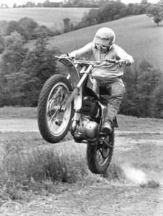 bsa motorcycles | In an era when BSA reigned supreme in the motocross world, building a ...