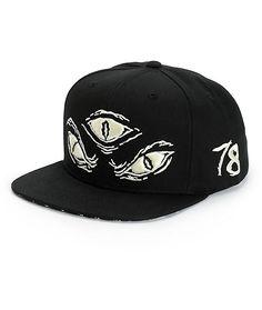 beb9ee7fd04 Popaganda x Mishka Third Eye 78 Snapback Hat