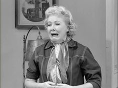 What's wrong with Ethel? Queens Of Comedy, Comedy Show, I Love Lucy, Love Is All, White Tv, Black And White, William Frawley, Vivian Vance, Lucy And Ricky