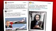 """Internauci """"rozwiązali"""" zagadkę: Putin nie żyje, panika w Rosji"""