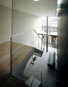 House in Showa-cho / Fujiwarramuro Architects