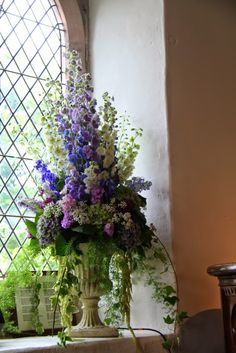 Flower Design Events: The Spectacularly Beautiful, Whimsical, Bohemian Wedding of Rebecca & David at St Bega's Church Bassenthwaite & New House Farm Lorton