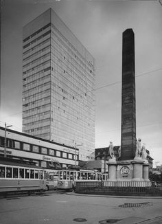 AAGE STRUWING. 1954 - SAS Royal Hotel, Copenhagen. Denmark - Arne Jacobsen.