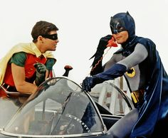 Batman and Robin, 1966