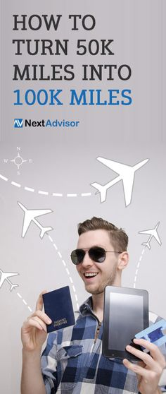 This top travel card just up the ante and is offering some serious perks for new customers. NextAdvisor has all the specifics on how you can earn 3x the miles in your first year. It might just be the perfect way to take that vacation you've been thinking about.