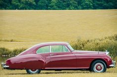 1954 Fastback Sports Saloon by H.J. Mulliner (chassis BC58D, design 7277)