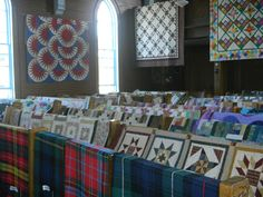 Quilt Show at the Causeway and Christmas Quiltalong