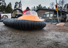 Coastal Pro Toyota Arctic -ilmatyynyalus