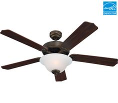 Sea Gull Lighting Quality Max Plus Fan 15030BLE-829, at Del Mar Fans & Lighting, over 100,000 happy customers