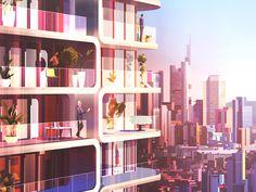 Frankfurt Apartment