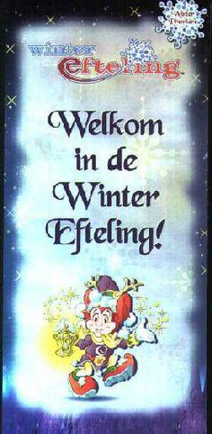 winter efteling