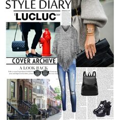 A fashion look from October 2015 featuring Topshop and Retrò shoes. Browse and shop related looks.