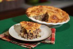 the chew   Recipe    Michael Symon's Pork Pie