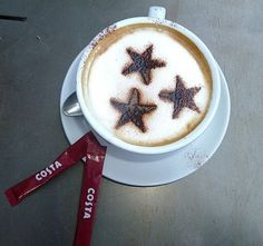 more coffee art by helenoftheways, via Flickr