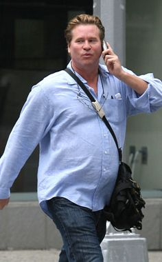 yeah... i don't care that kilmer is now fat... he looks cuddly. too bad he's known for being an asshole.