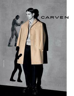Carven FW14 -Viviane Sassen. fashion-marketer.com #fall #antumn #winter #2014 #2015 #FW14 #carven #ads #campaign #fashion #fashionmarketer