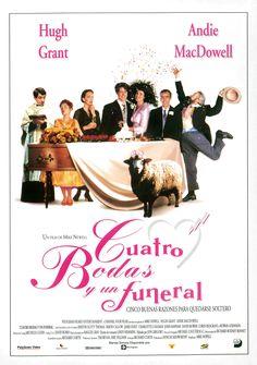 1994 / Cuatro bodas y un funeral - Four Weddings and a Funeral