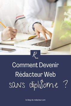 Vous rêvez de commencer une carrière en rédaction web mais n'avez pas de qualifications ? Je vous montre comment devenir rédacteur web sans diplôme. Creer Un Site Web, Le Cv, School Newspaper, Positive Mind, Watch