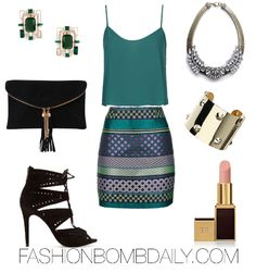Spring 2013 Style Inspiration: What to Wear to a High School, Military, or Grad School Graduation Ceremony and Celebration - The Fashion Bomb Blog : Celebrity Fashion, Fashion News, What To Wear, Runway Show Reviews